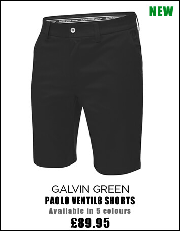Galvin Green Paolo