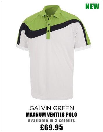 Galvin Green Magnum