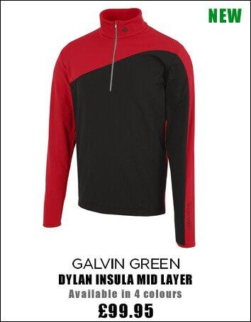 Galvin Green Dylan