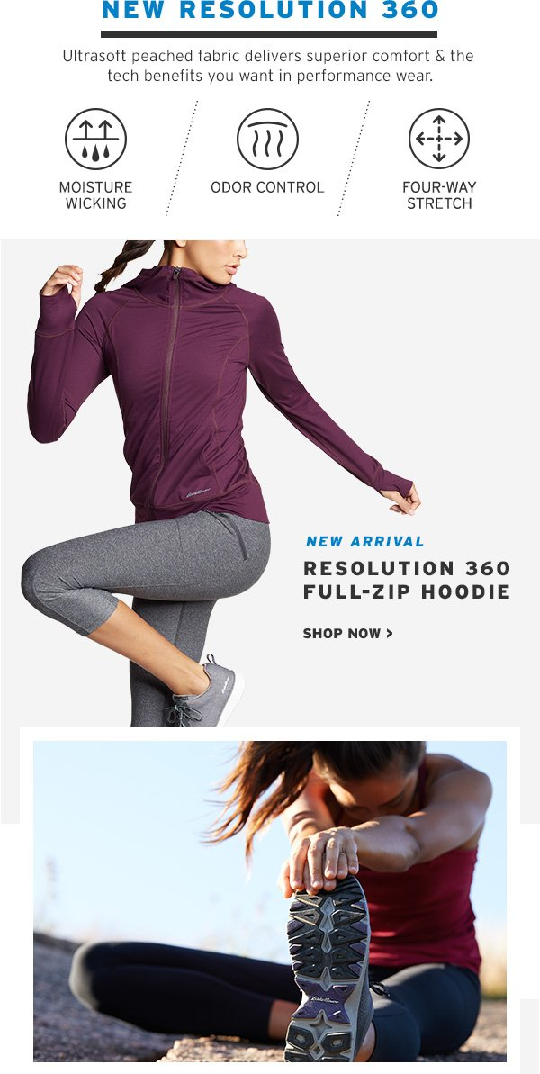 Eddie Bauer: For Working Out Or Kicking Back | Milled