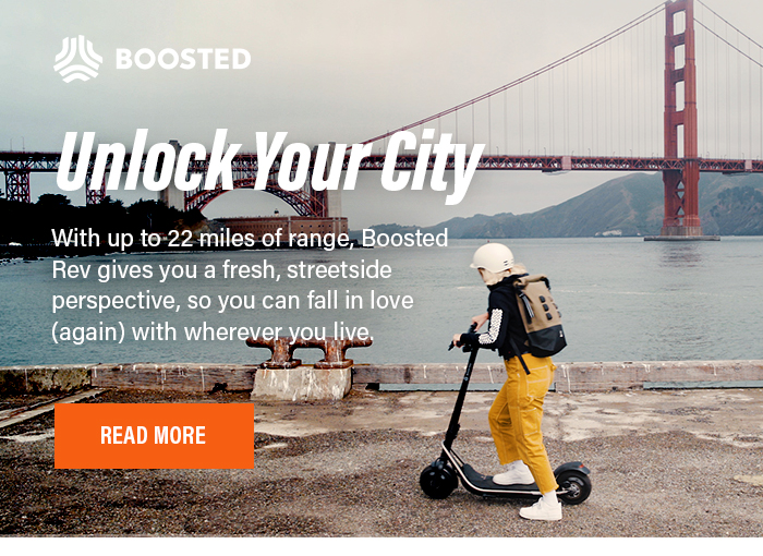Unlock Your City