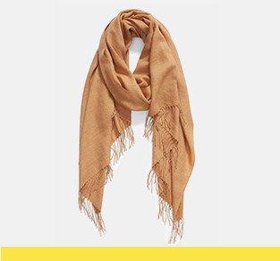 Women's Nordstrom scarf.