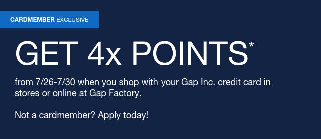 Gap Factory: 40-70% off + code SUMMER | Milled