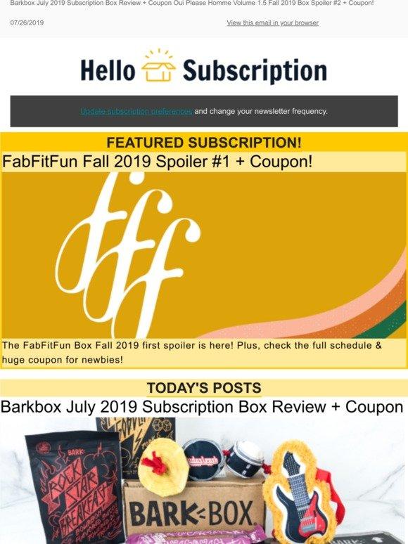 Hello Subscription Hello Subscription Reviews Spoilers