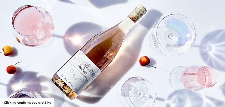 Refreshing Summertime Rosé