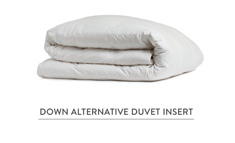 Down Alternative Duvet Insert