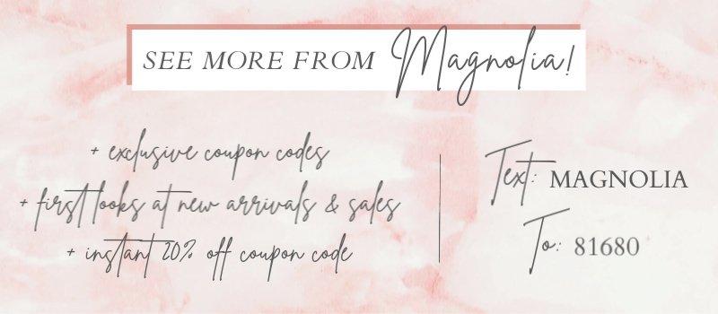 Magnolia Text Notifications