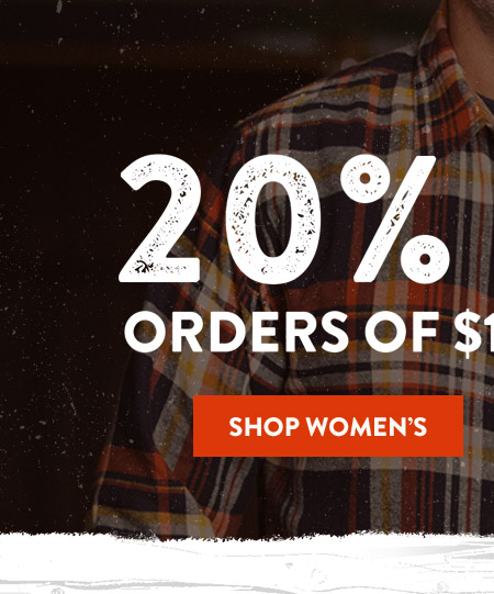 Shop Women's - 20% Off Orders Of $100 Or More