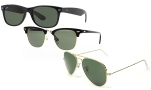 Ray-Ban Aviator, Wayfarer and Clubmaster Sunglasses for Men and Women