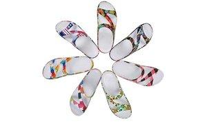 USA Dawgs Women's Z-Strap Flip-Flop Sandals in Medium Width