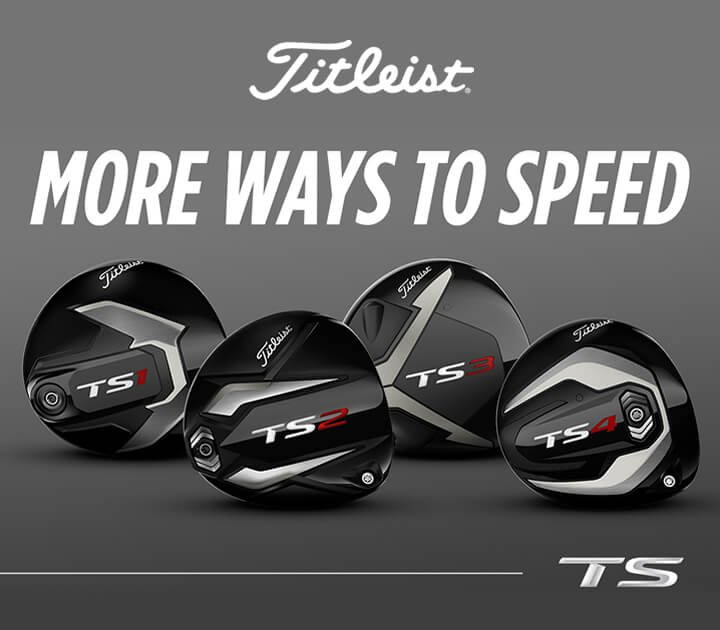 Meet The Titleist TS Driver Family - Find Out More