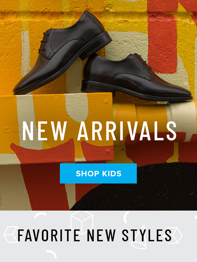Florsheim Kids Fall/Winter 2019 New Arrivals are here. Display images to learn more.