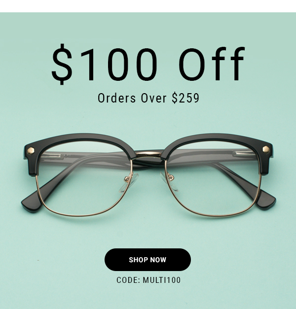 $100 Off All Progressives >