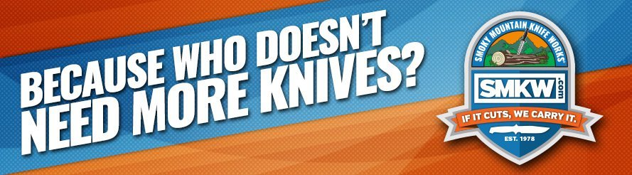 Because who doesn't need more knives?