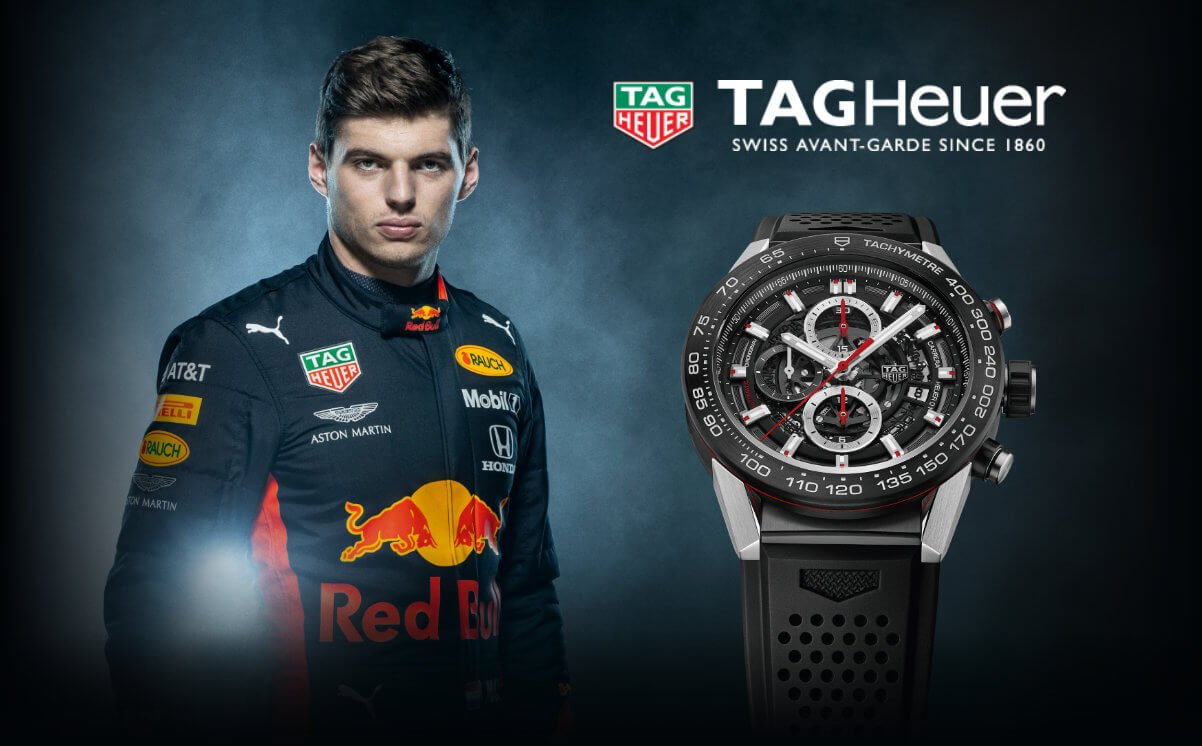 Beaverbrooks Tag Heuer Win An Exclusive Experience With Aston Martin Red Bull Racing Milled