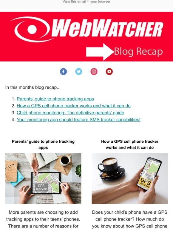 WebWatcher: Check Out Our Latest Blogs! | Milled