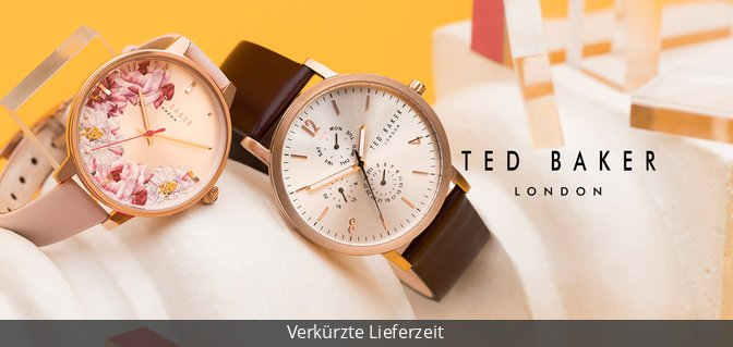 Ted Baker - Watches