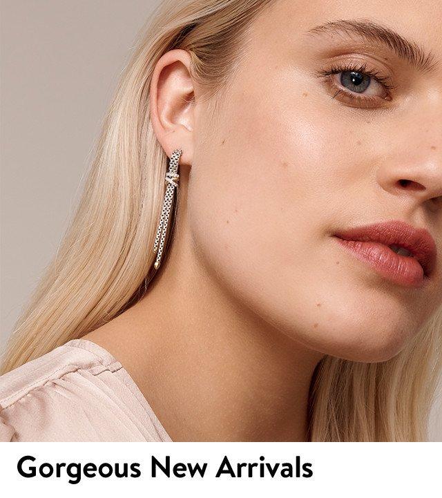 New jewelry arrivals.