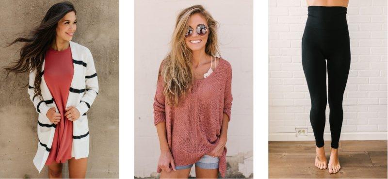 sweaters leggings