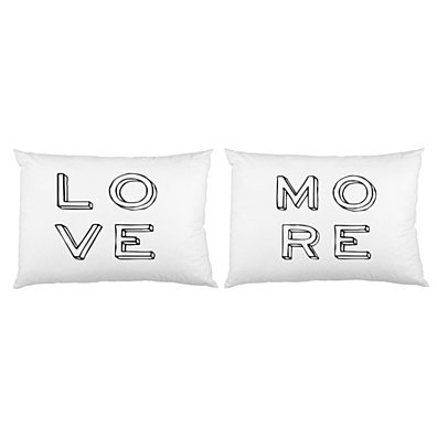 Love More Pillowcase Set By OBC