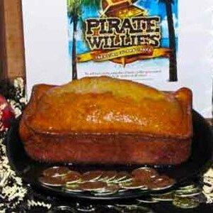 Image of Peach Schnapps Cake