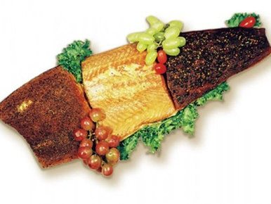 Image of Neapolitan Smoked Atlantic Salmon Sampler