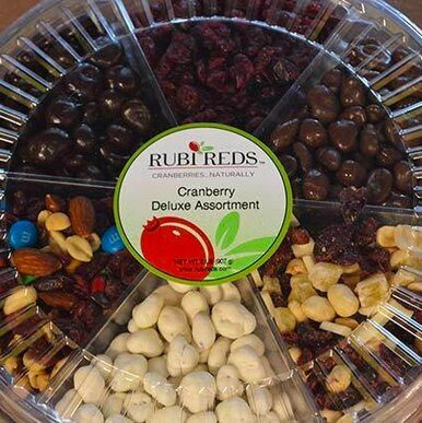 Image of Sweetened Dried Cranberry Deluxe Assortment - 32 oz.