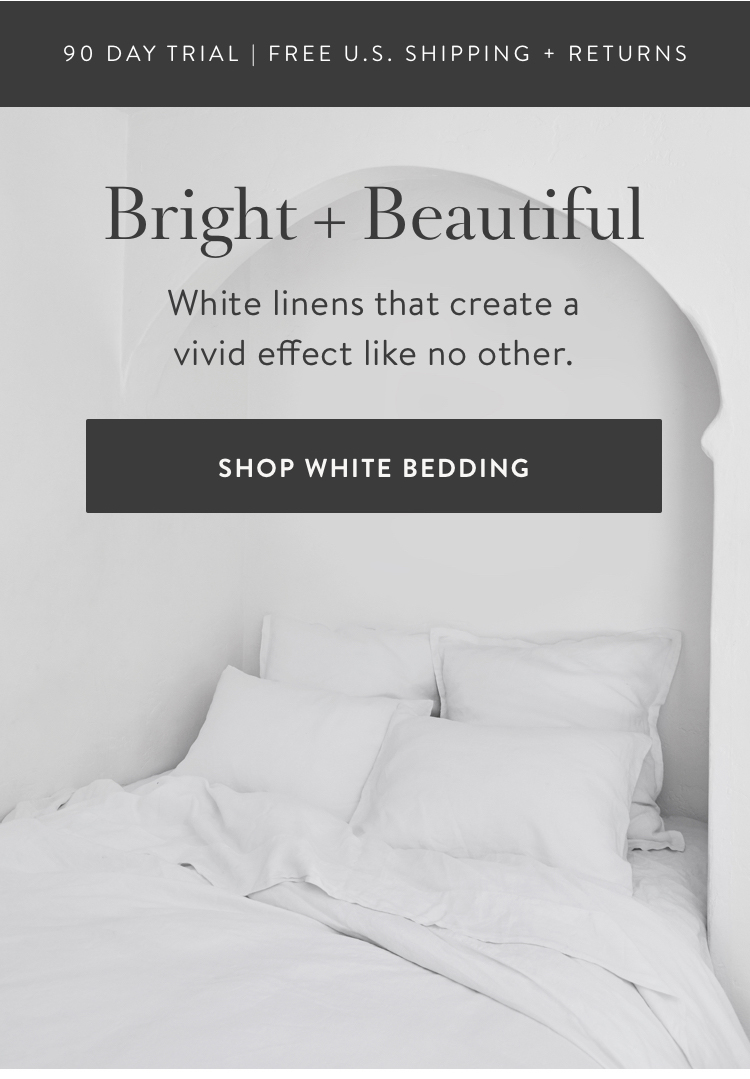 Shop White Bedding