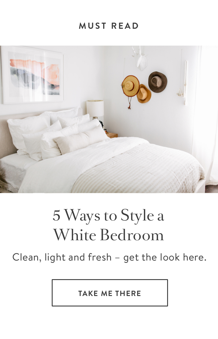 Decorate with White