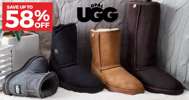 2d9cc27242e Catchoftheday.com.nz: Opal UGGS up to 58% off! | Milled