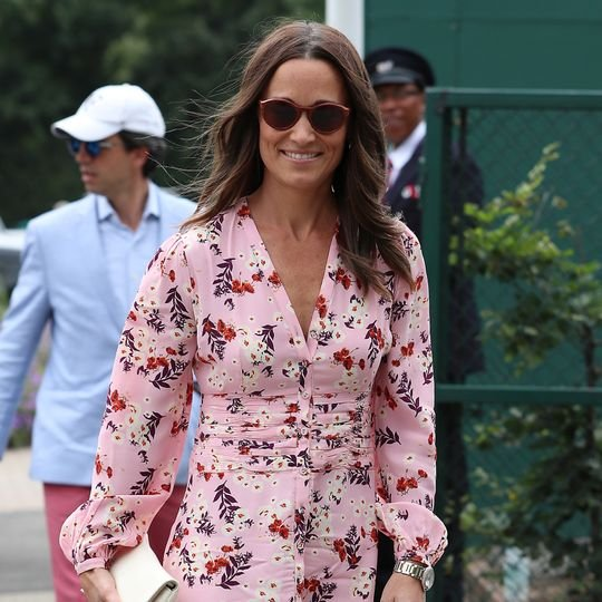3 Summer Basics Pippa Middleton Relies On 7 Days a Week