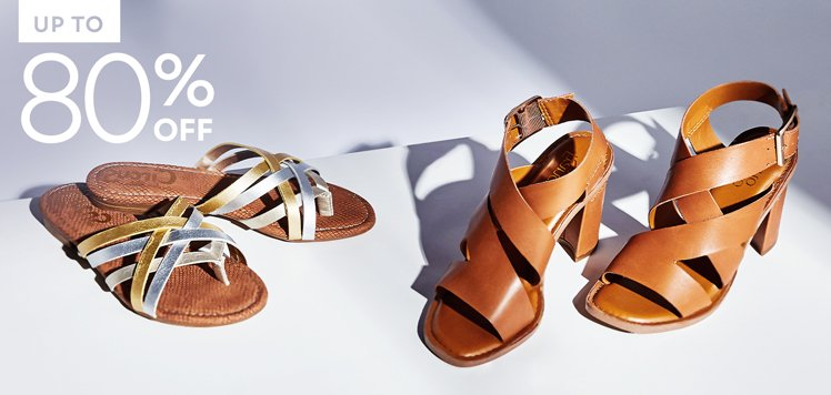 Get In on These Sandals