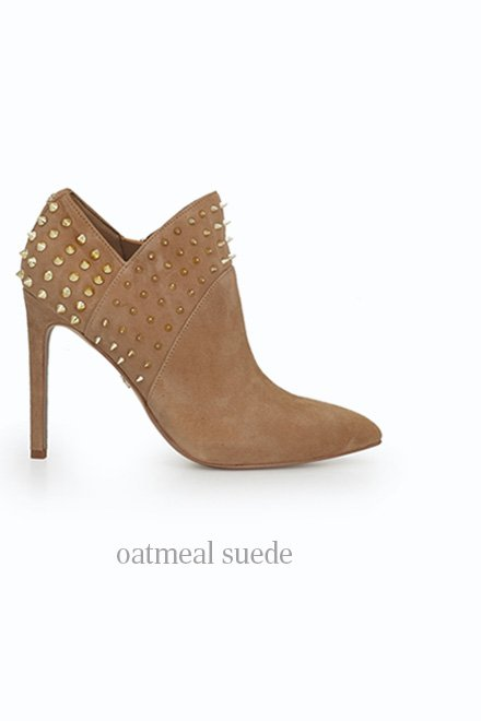 oatmeal suede