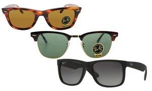 Ray-Ban Justin, Wayfarer, or Clubmaster Sunglasses