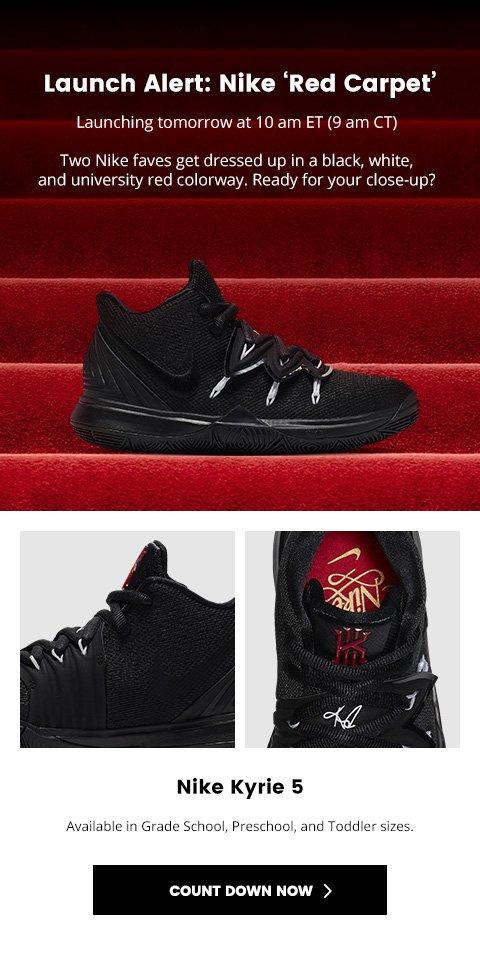 Kids Foot Locker: Launching 8.3: Nike