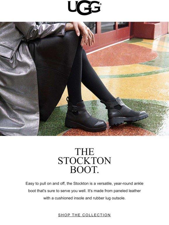 ugg stockton