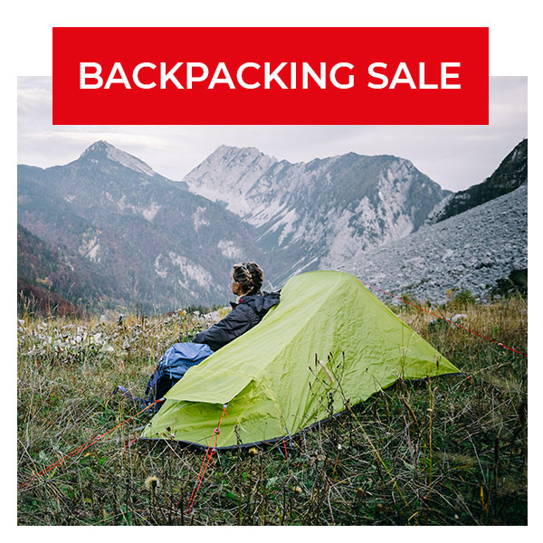 Backpacking Tents Sale