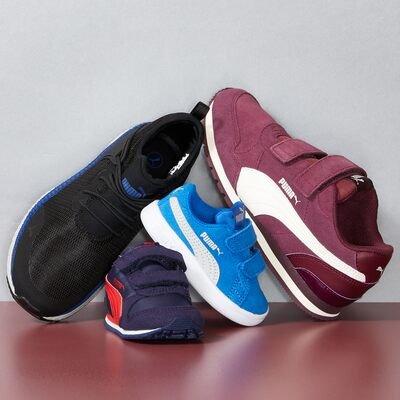 Kids' Sneakers ft. PUMA