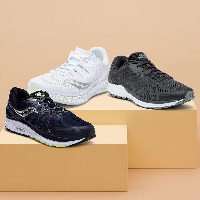 Men's Active Shoes ft. Saucony