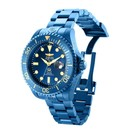Invicta Pro Diver Mens Automatic 47 mm Blue Case Blue Dial