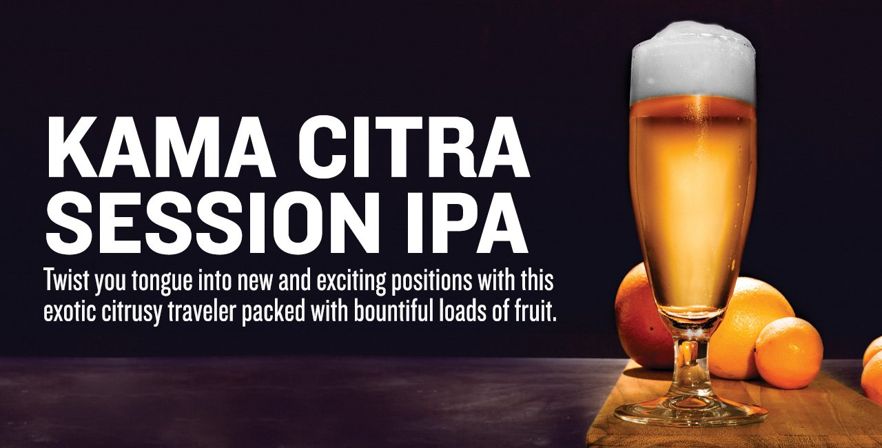 Kama Citra Session IPA Extract Beer Recipe Kit