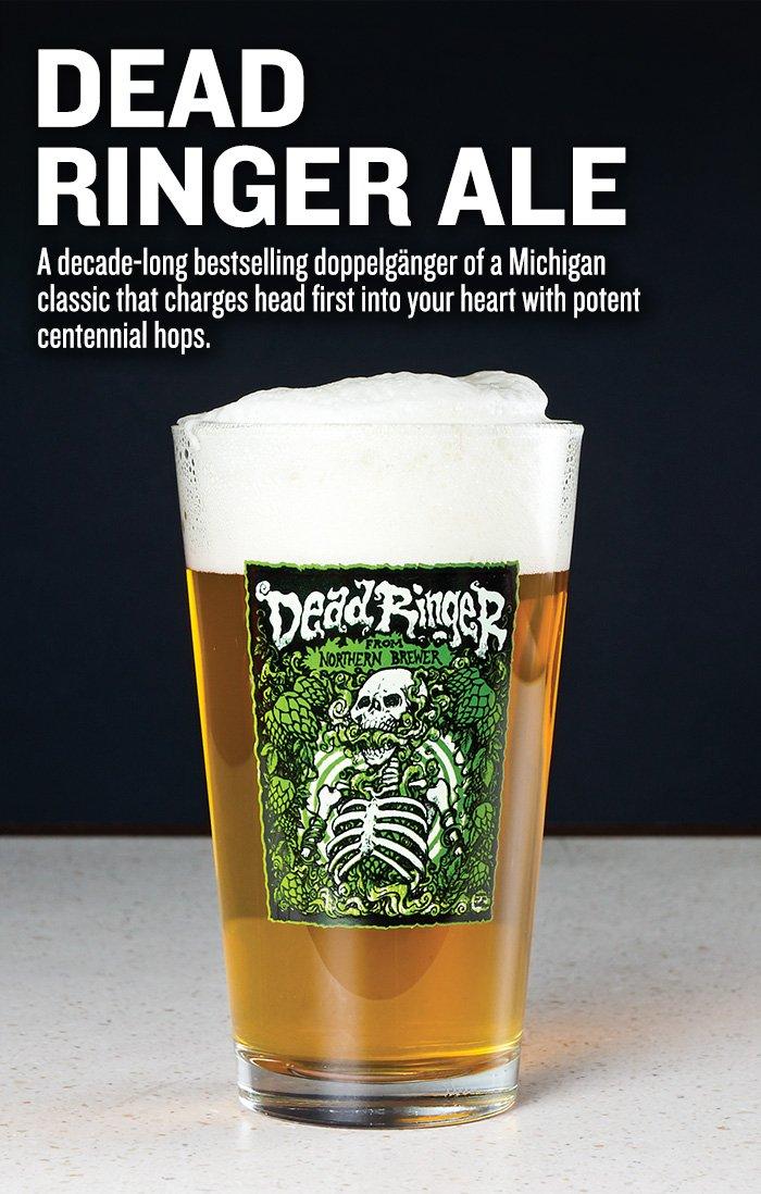 Dead Ringer® IPA Extract Beer Recipe Kit