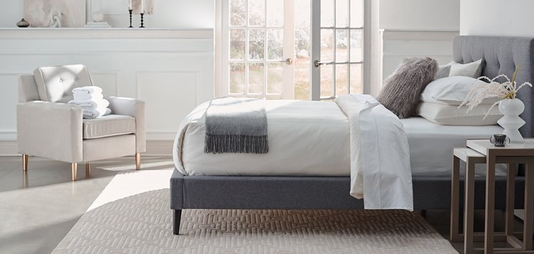 Frette Bedding & Bath With New Styles