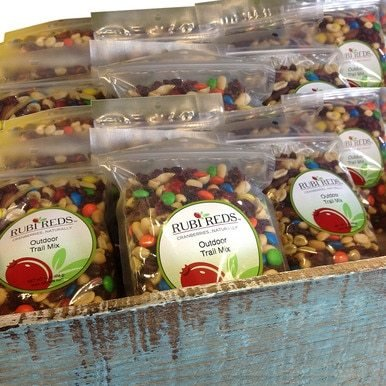 Image of Gourmet Cranberry Trail Mix - Case of 36 4.5 oz. Bags