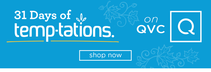 Temp-tations: check out our BIG DEAL on QVC2 ! | Milled