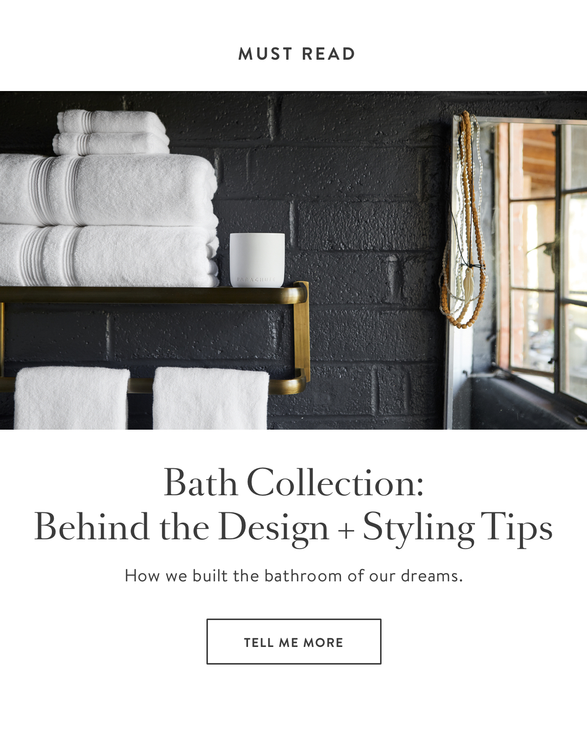 Bath Collection Blog Story