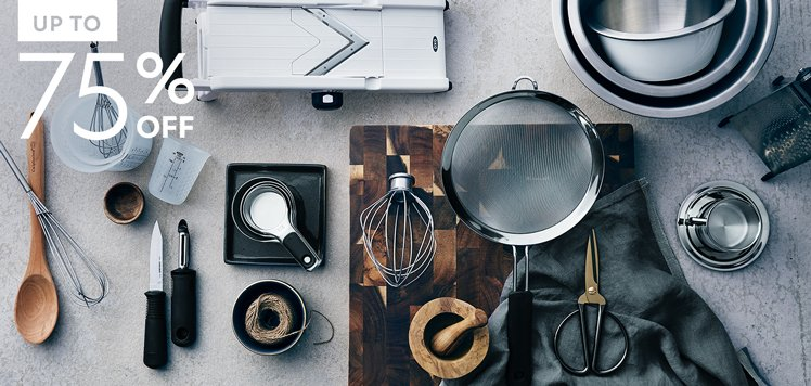 Go Big or Go Home: Kitchen Finds