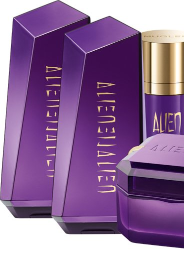 ALIEN BEAUTIFYING BODY PRODUCTS