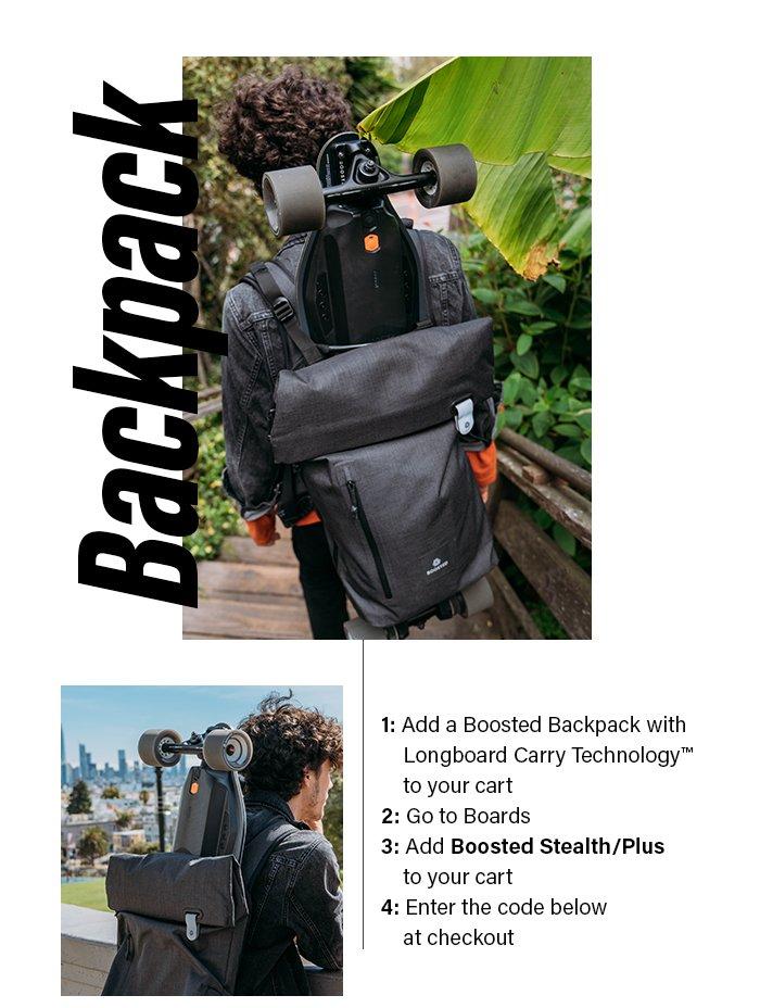 Free Backpack!