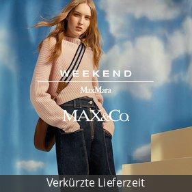 Weekend Max Mara + MAX&Co.
